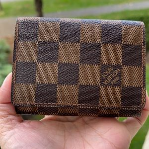 Card case Holder Authentic